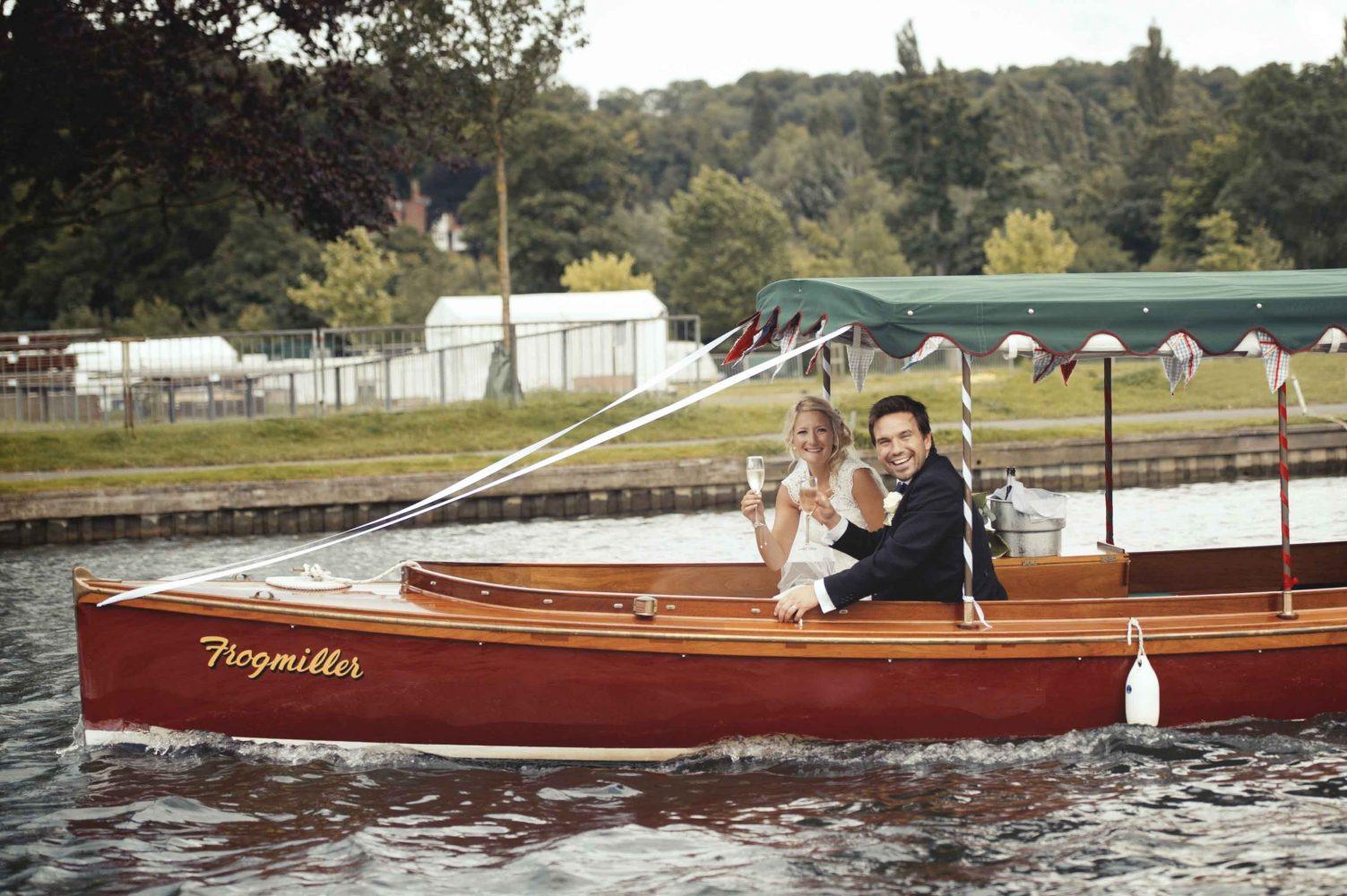 Henley-on-Thames wedding