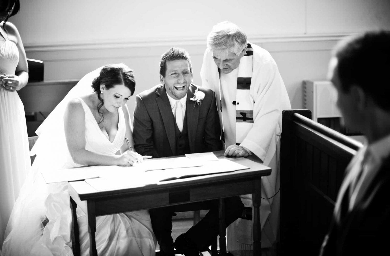 Ripon Wedding