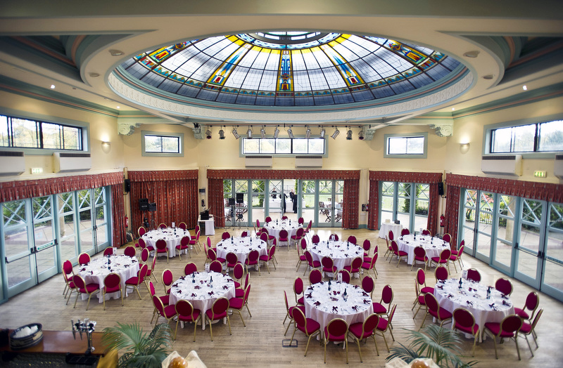 Sun Pavilion Harrogate wedding Photography