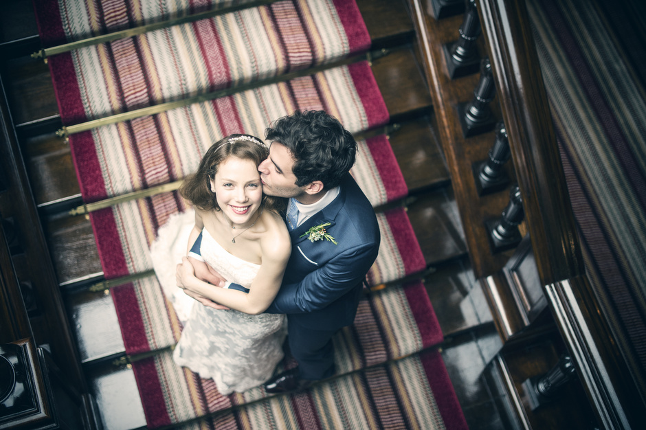 Islington Town Hall & Connaught Hotel Wedding