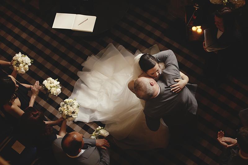 Kinnettles Castle wedding