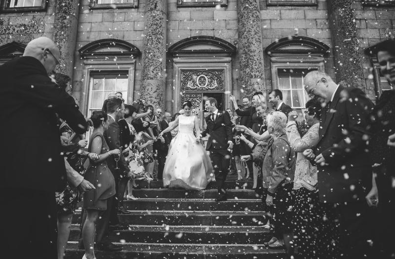 Denton Hall Ilkley Wedding Photography