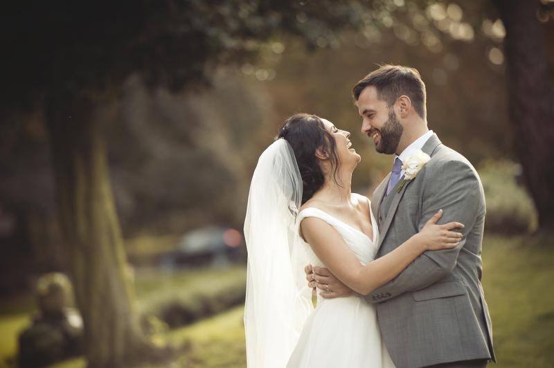 Monk Fryston Hall wedding photographer