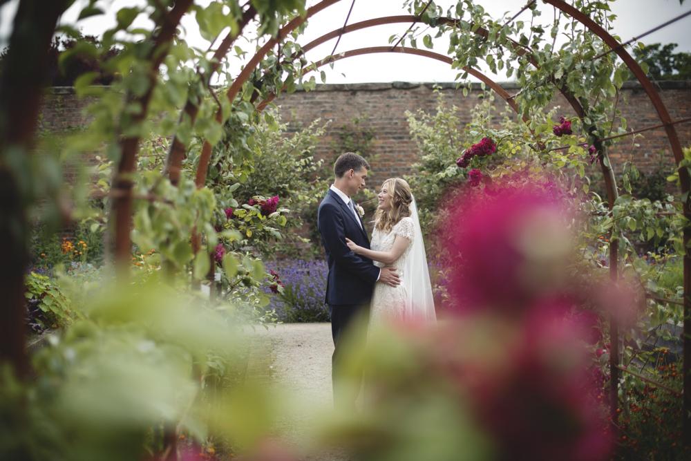 Rudding Park Garden WeddingPhotography Harrogate Photographer