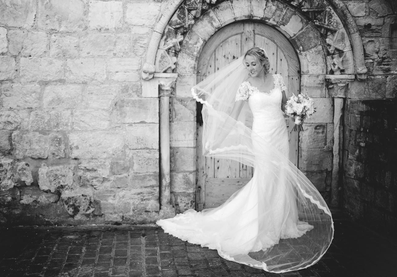Wedding Photography at Priory Cottages Wetherby