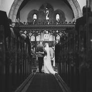 #weddingday #weddingceremony #yorkshirewedding #churchwedding #love #bride #groom #blackandwhite #picoftheday #photooftheday