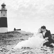 #love #bride #groom #candidportrait #weddingportrait #weddingday #alderney #alderneywedding #alderneyweddingphotographer #channelislands #channelislandswedding