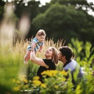 Lovely time of year for a family shoot ️