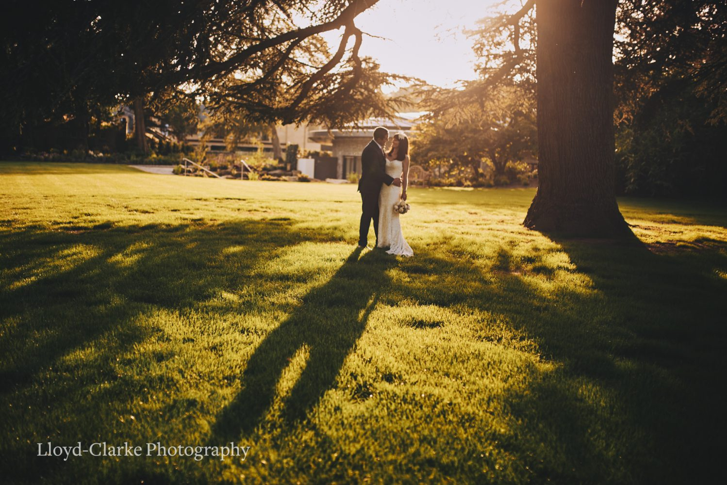Grantley Hall wedding