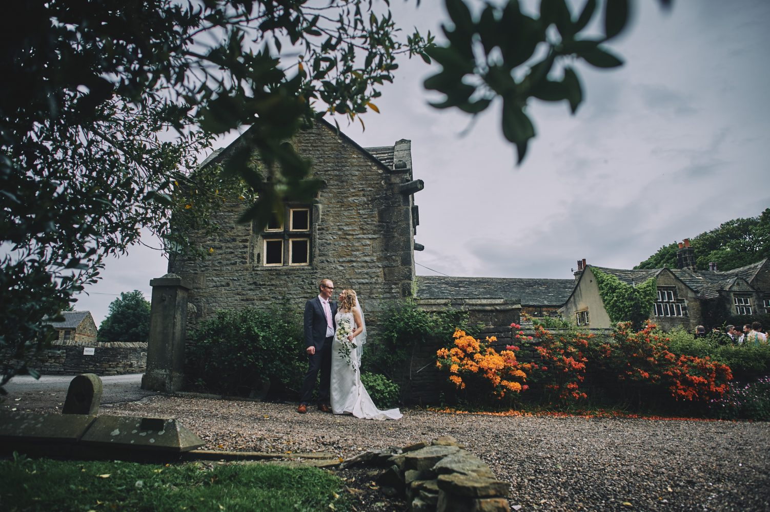 Holdswoth House Wedding