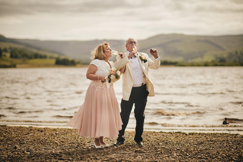 Yorebridge House Micro wedding Photography